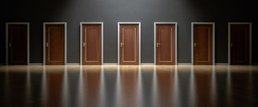 どの道を選ぶべきか